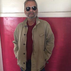 AX khaki jacket